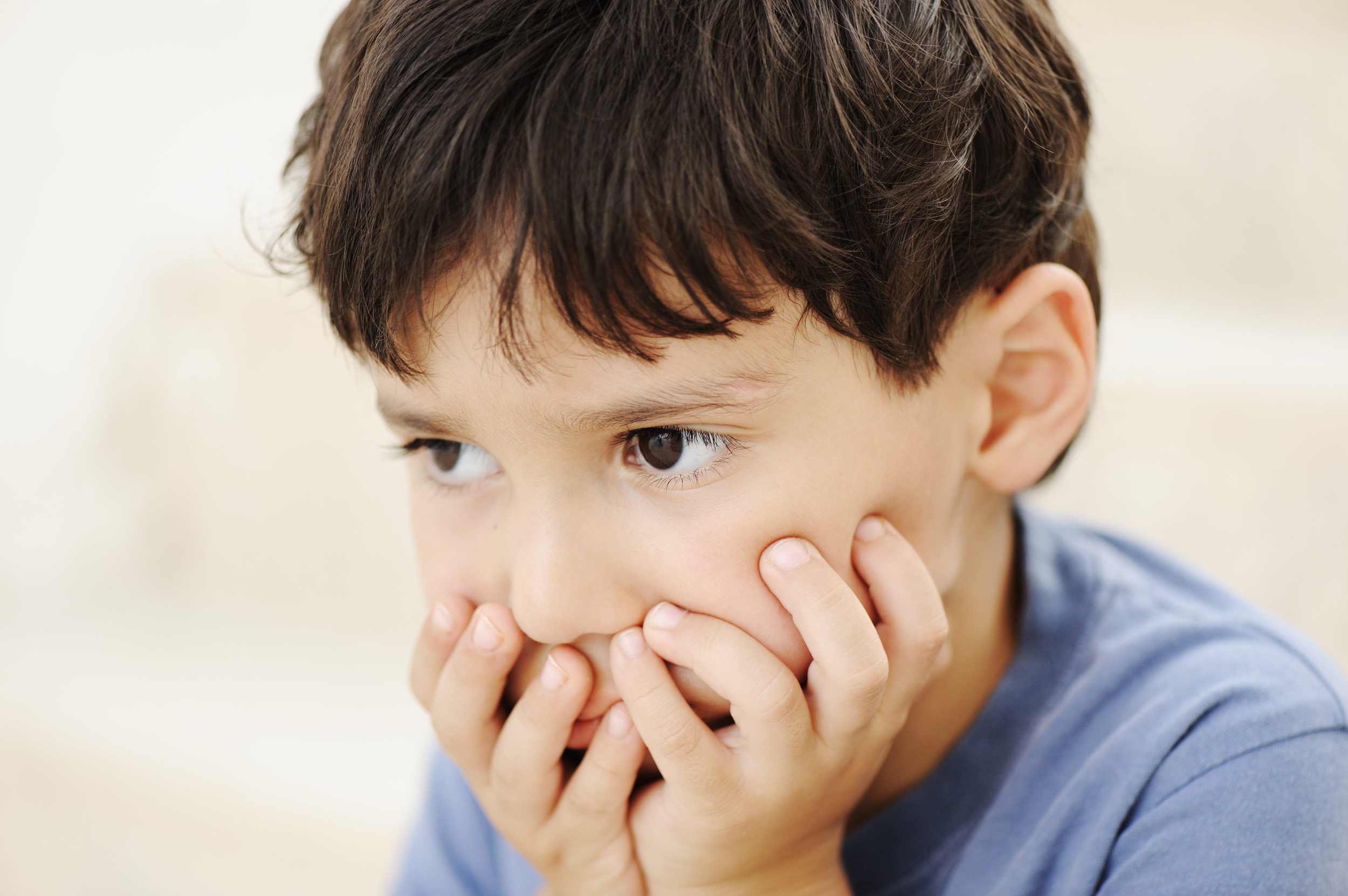 Stressed children - what we can do about it | Peninsula Doctor